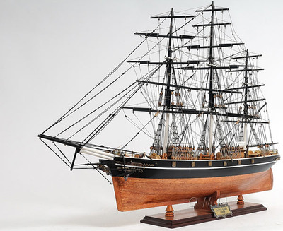 Cutty Sark No Sail Version Tall Ship