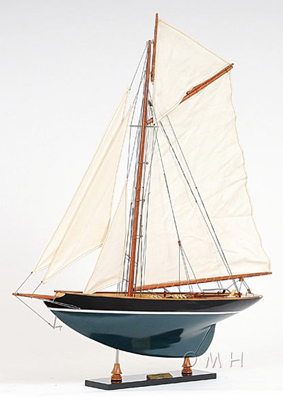 Pen Duick Painted Yacht