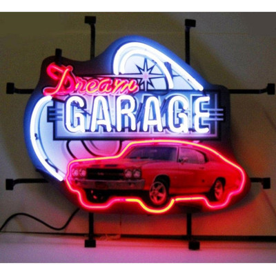 Neonetics Dream Garage Chevy Chevelle SS Neon Sign