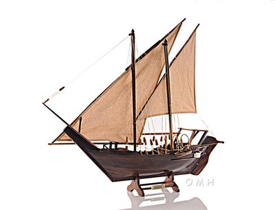 Dhow Medium Boat Model