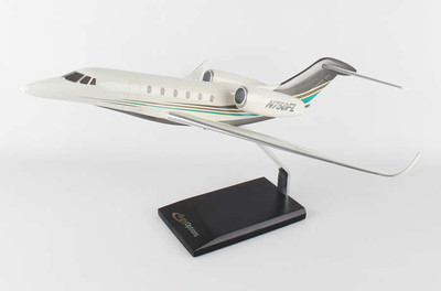 Cessna Citation X Flight Options 1/40 Scale