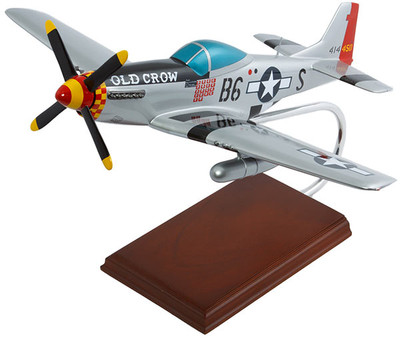 P-51D Mustang Old Crow