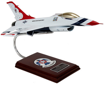 F-16A Thunderbirds Model Airplane