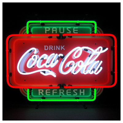 Coca-Cola Pause Refresh