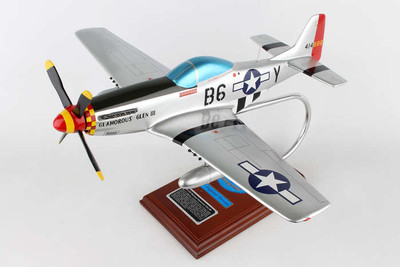 P-51D Mustang Glamorous Glen III Chuck Yeager