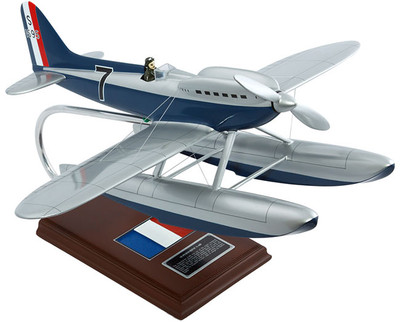 S-6B Floatplane Model Airplane