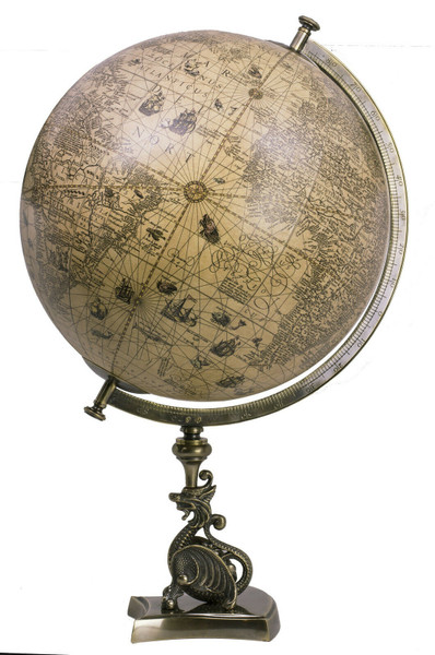 Dragon Globe with Stand