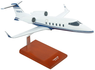 Learjet 60 Model Airplane