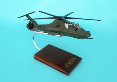 RAH-66 Comanche US Army Helicopter Model