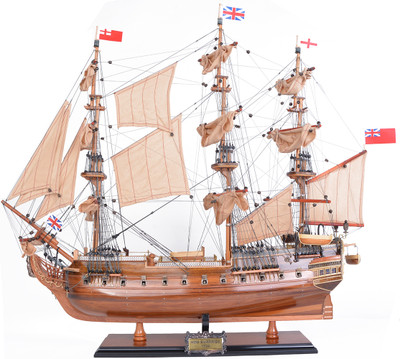 HMS Surprise Medium Ship Model