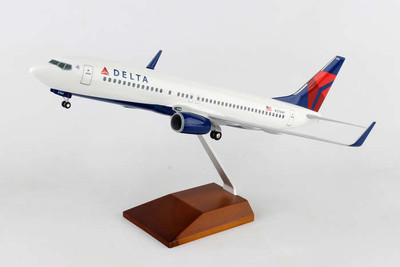 Skymarks Delta Air Lines New Livery Boeing 737-800