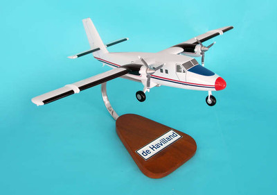 De Havilland Twin Otter Model Airplane