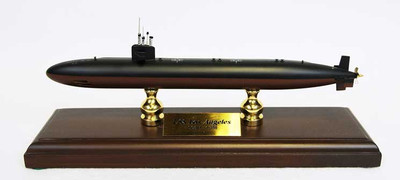Los Angeles Class Submarine Model