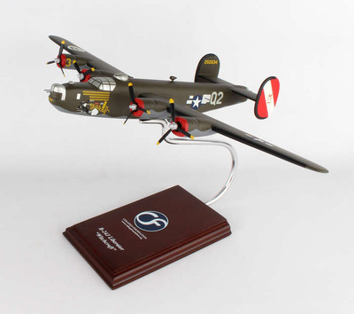 B-24J Liberator Witchcraft Model Airplane