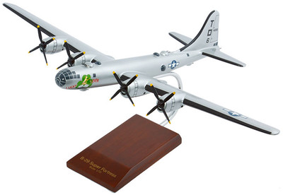 B-29 Superfortress Lucky Leven
