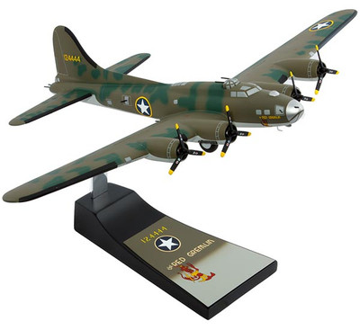B-17F Red Gremlin Model Airplane