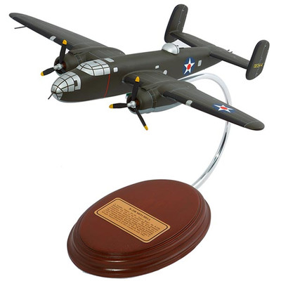 B-25B Mitchell Model Airplane