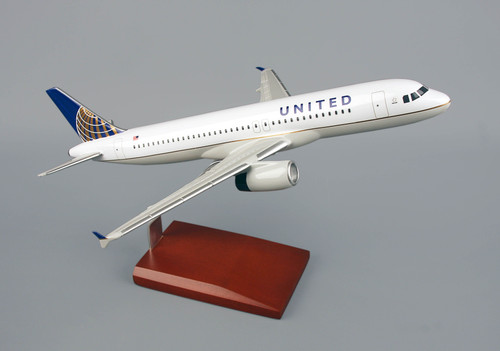 United A320 Continental Merger