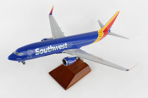 Skymarks Southwest Airlines Boeing 737-800 Heart Livery