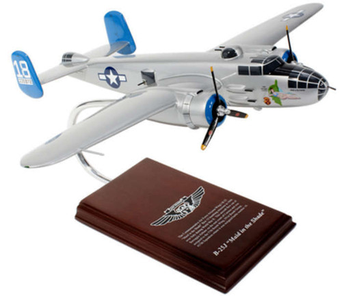 Executive Series B-25 Mitchell Maid in the Shade