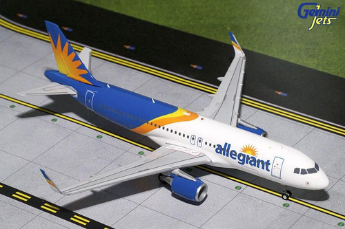 Gemini Jets Allegiant Air A320-200S New Livery G2AAY664