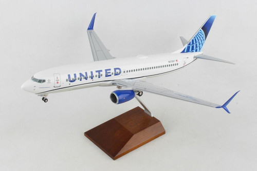 Skymarks United Airlines Boeing 737-800 2019 Livery
