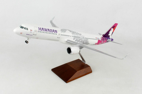 Skymarks Hawaiian Airlines Airbus A321neo SKR8414