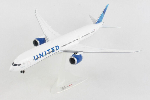 Herpa United Airlines Boeing 787-10 Dreamliner 2019 Livery