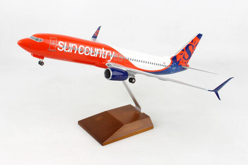 Skymarks Sun Country Airlines Boeing 737-800