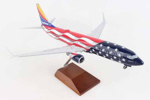 Southwest Airlines Boeing 737-800 Freedom One