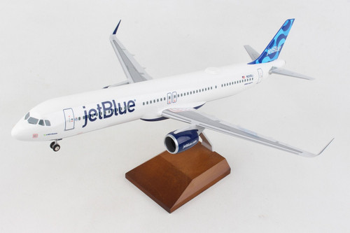 Skymarks JetBlue Airbus A321neo Ribbons