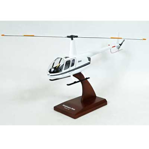 Robinson R-44 Helicopter Model