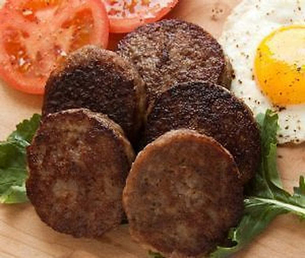 MEDIUM HEAT for 100 LBS of Breakfast Pan Sausage Seasoning just add Venison Pork