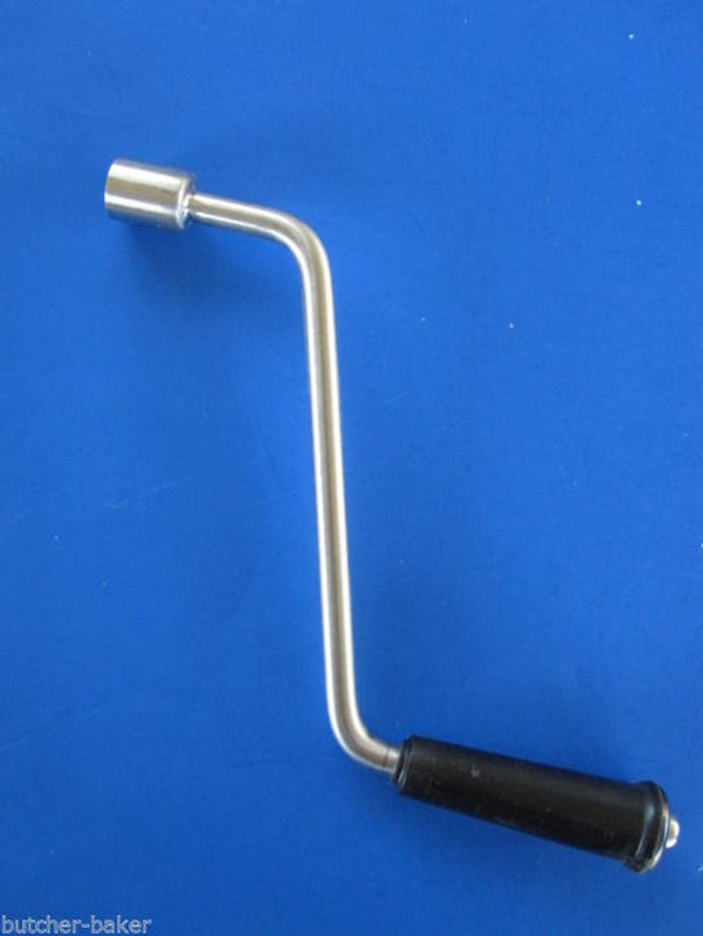 Handle Crank for Manual Sausage Stuffer 3 5 7 10 Liter by Smokehouse Chef others