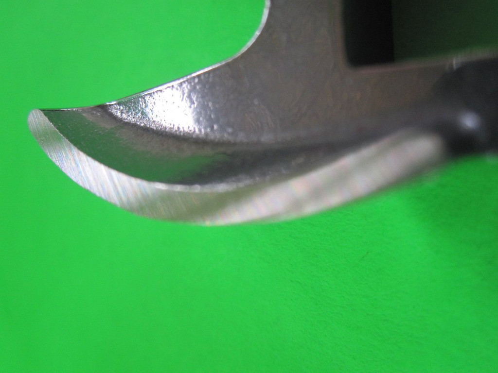 *TWO*  #5 small Meat Grinder Knife Cutter for Turbo Megaforce MTN LEM etc.