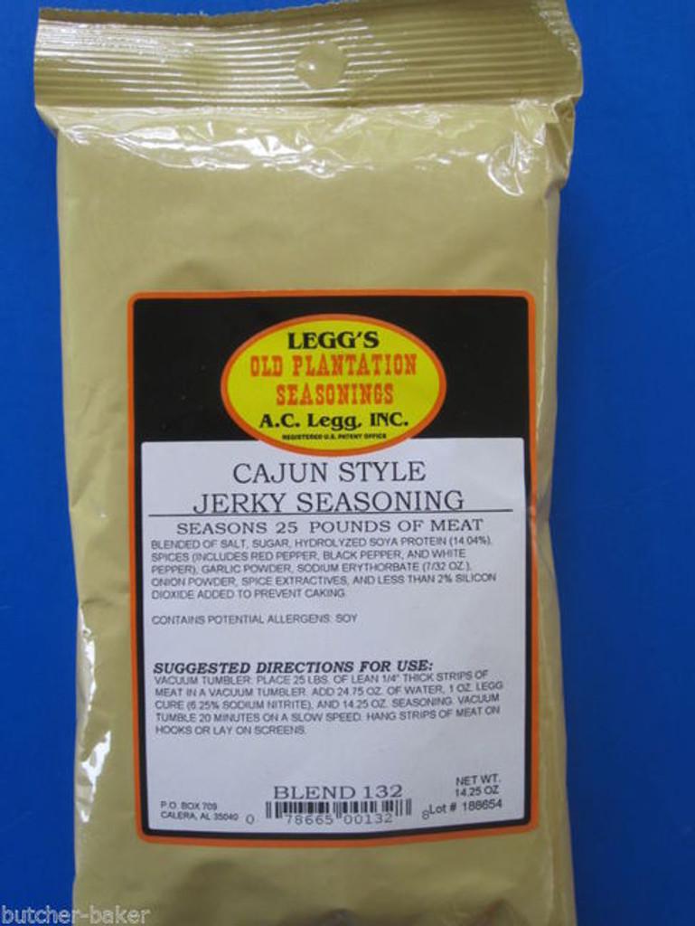 *NEW* Cajun style Jerky Seasoning for 50 LBS of Homemade Venison Beef Deer Elk