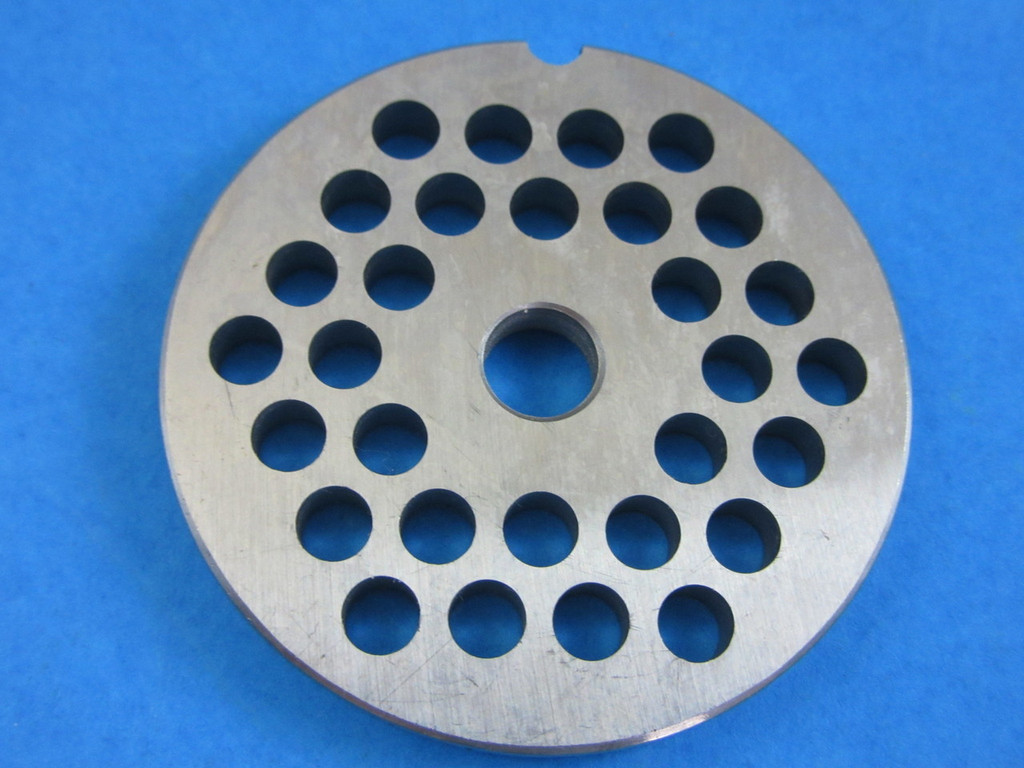 """#8 x 1/4"""" meat grinding disc"""