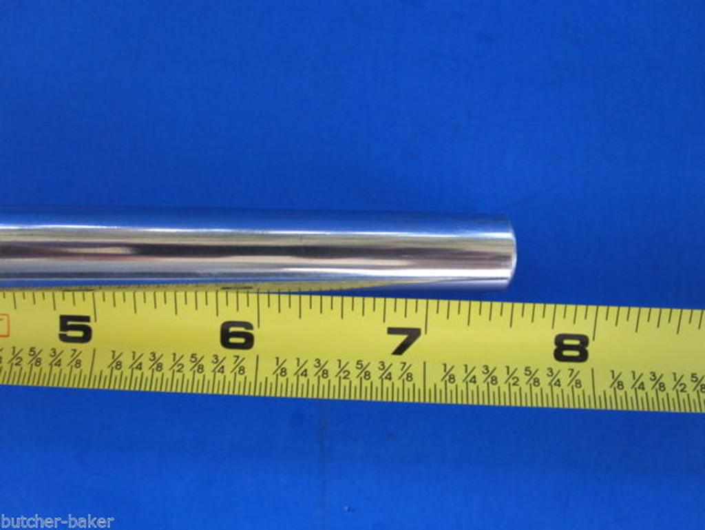 "#32 Medium 3/4"" diameter Sausage Stuffing Tube Funnel STAINLESS STEEL"