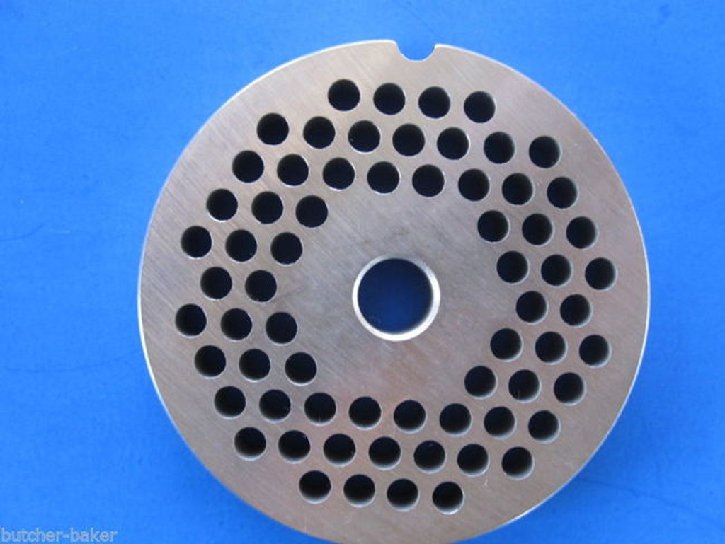 """#12 x 3/16"""" PLATE & SWIRL KNIFE S/S Meat Grinder Grinding SET"""