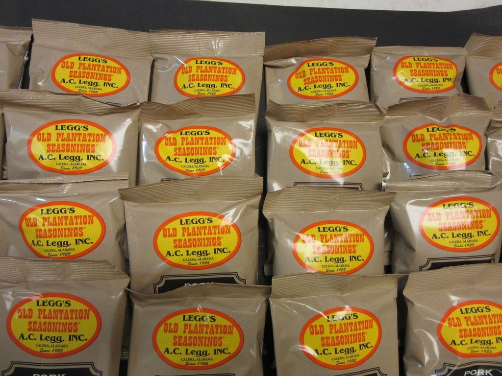 CASE PRICE Leggs Original Smoked Link  Sausage Seasoning 600 lb  for Venison Pork Elk Beef
