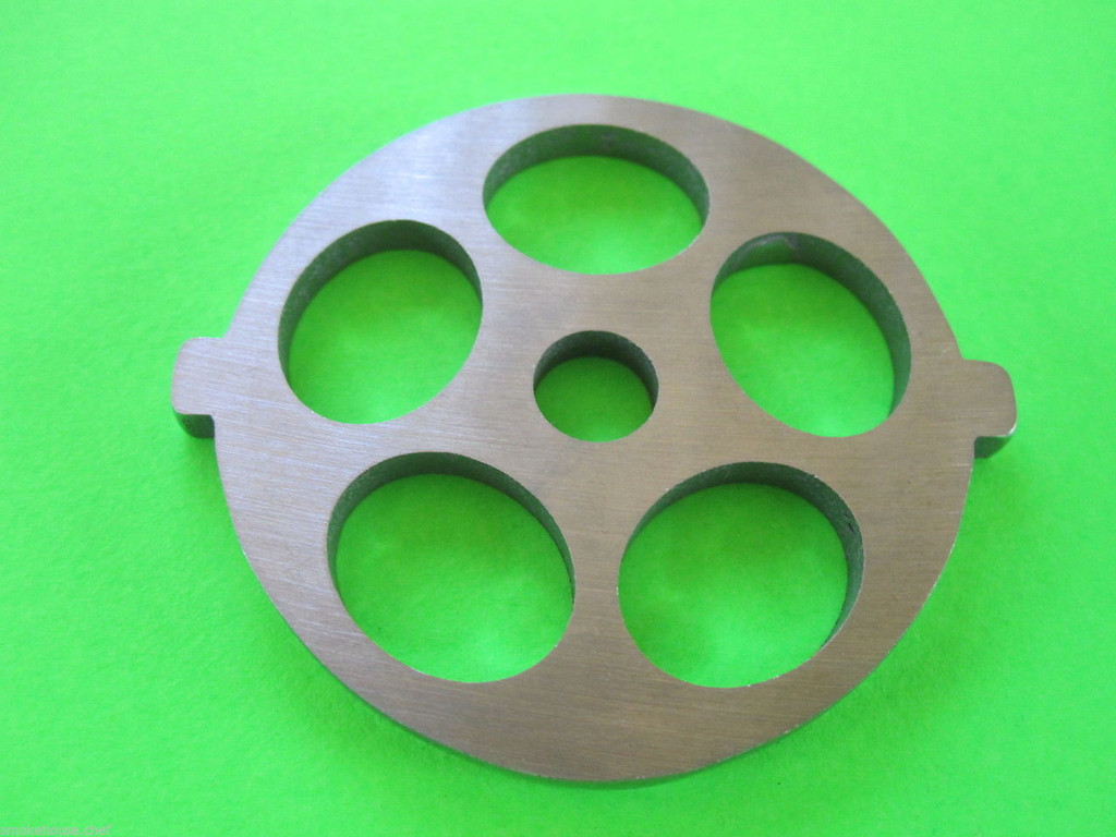"5/8"" Coarse Grind Meat Grinder plate disc die for electric Rival Sunmile Deni"