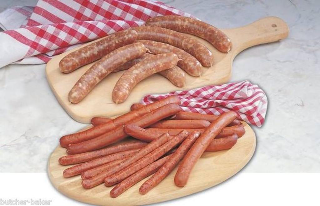 SIX PACKS of Sausage Casings FRESH 18-20mm  breakfast links