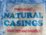 *BEST BUY* FULL HANK 100+ Lbs Natural Sausage Hog Casings Pre-Flushed Casing Gut