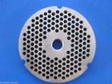 """#32 3/16"""" (4.5mm) STAINLESS Meat Grinder Plate for Hobart 4332 4532 TorRey etc Replacement Part 00-108581-00002"""