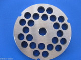 """#32 1/2"""" (12mm) STAINLESS Meat Grinder Plate for Hobart 4332 4532 LEM  more"""