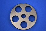 """#22 x 3/4"""" holes STAINLESS Meat Food Grinder Plate Disc Hobart TorRey LEM etc replaces Hobart 00-016436-00002"""