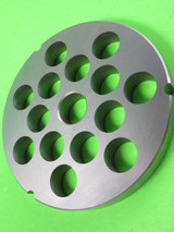 """#42 x 3/4"""" holes.  Stainless Steel"""