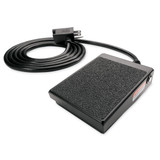 Electric foot pedal