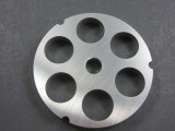 """#32 x 1"""" (25mm) STAINLESS Meat Grinder Plate Screen for Hobart 4332 4532 LEM etc"""