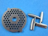 """1/8"""" FINE grind and new blade for Kitchenaid FGA food grinder attachment"""